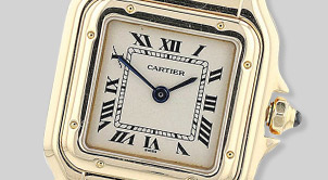 Pre-Owned Cartier Watches