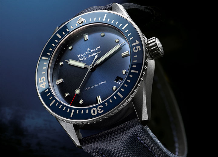 Blancpain Latest Editions